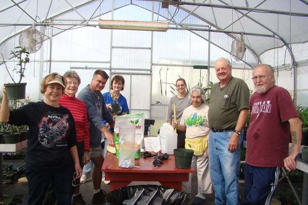 VCMGA greenhouse committee