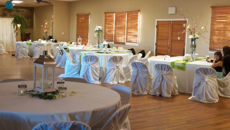 Officer's Club for Weddings & other parties