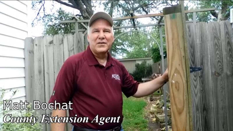 Matt Bochat Backyard Gardening with Keyhole Composting Garden